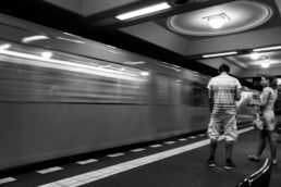 Ludovica Berlijn metro