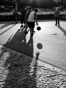 Ludovica Berlijn basket